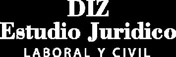 Estudio Juridico Diz Logo